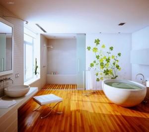 trang trí nhà tắm đẹp