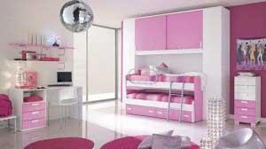 Trang trí phòng ngủ ngăn nắp cho trẻ