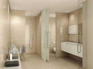 chọn gạch ốp nhà tắm