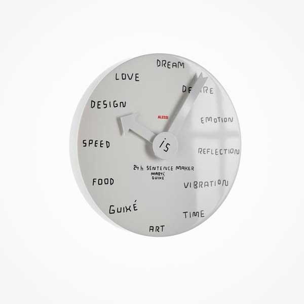 Đồng hồ treo tường lịch thời gian