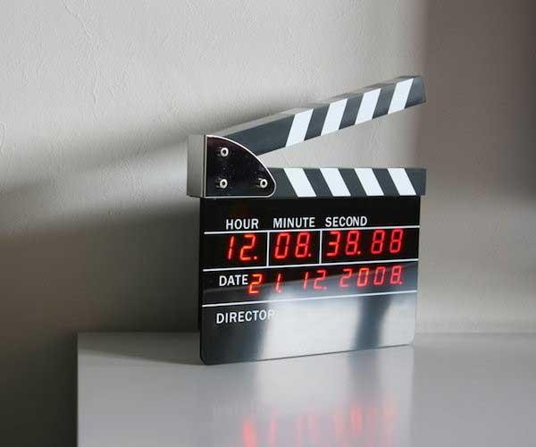 Đồng hồ dành cho fan nghệ thuật thứ 7