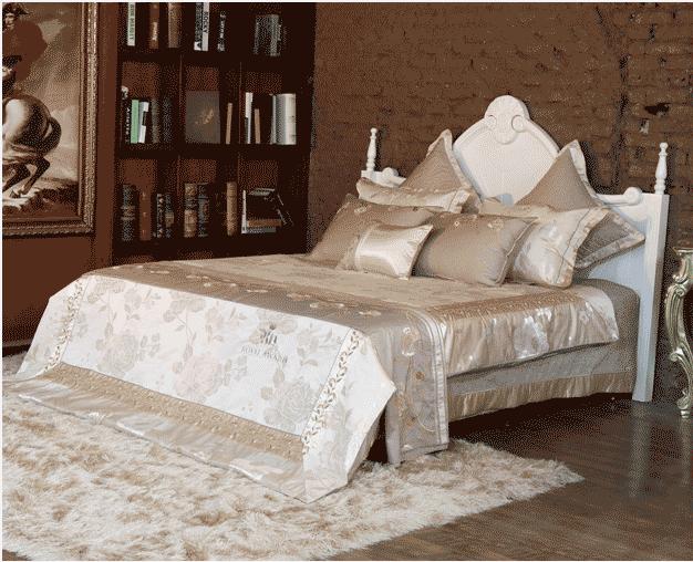 Hãy để phòng ngủ của mình luôn luôn tươi sáng nhờ những bộ ga, thảm mới, sạch sẽ