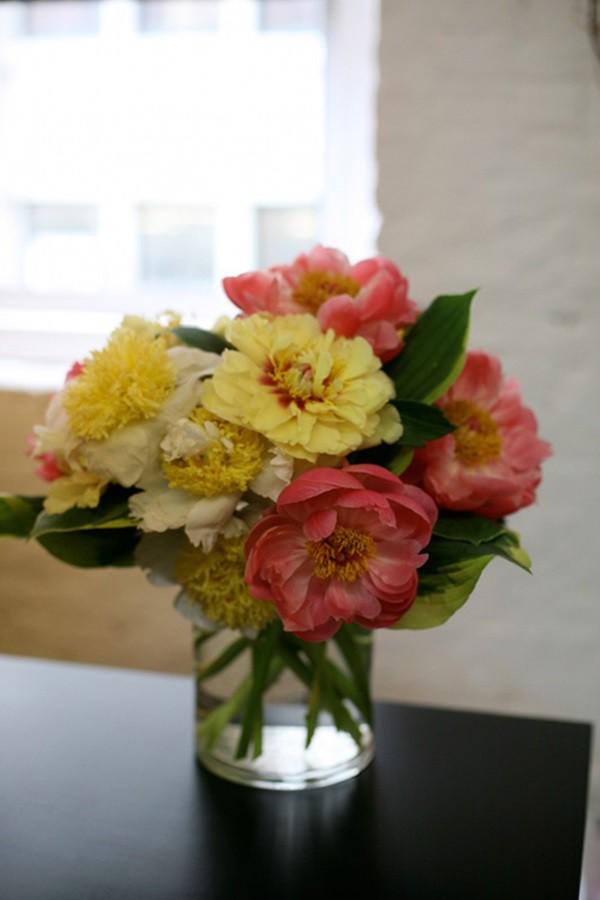 Lọ hoa trang trí phòng khách