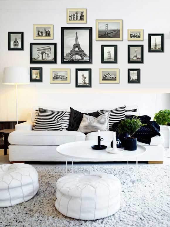 phụ kiện trang trí phòng khách