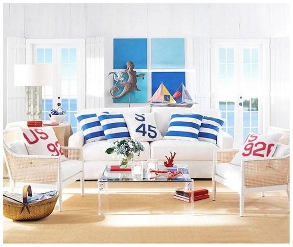 các kiểu trang trí phòng khách