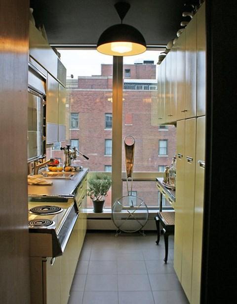 căn bếp nhỏ