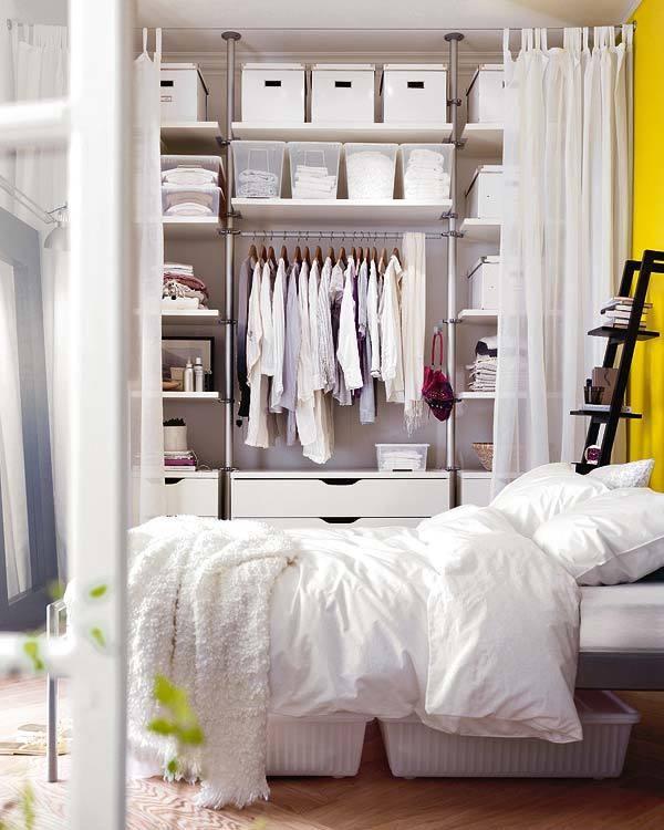 Phòng ngủ dưới 10m2
