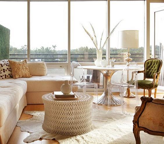 trang trí phòng khách hiện đại
