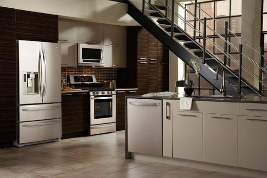 Bài trí phòng bếp