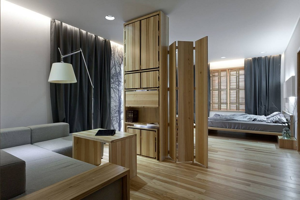 nội thất gỗ cho phòng ngủ