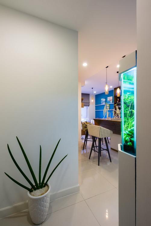 trang trí nội thất chung cư