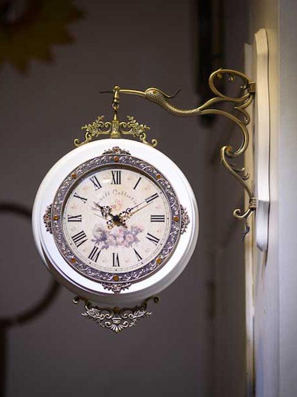 đồ trang trí phòng khách-trang trí phòng khách bằng đồng hồ-bán các đồ trang trí phòng khách đẹp