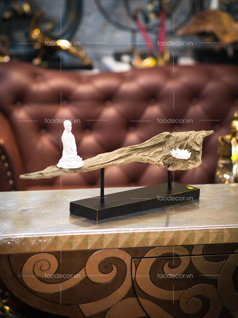 đồ trang trí phòng khách-đồ trang trí kệ tivi-đồ trang trí decor phòng khách