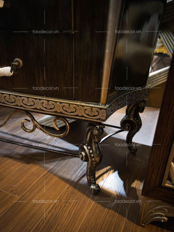 Decor nội thất cao cấp-bàn decor phòng khách-3