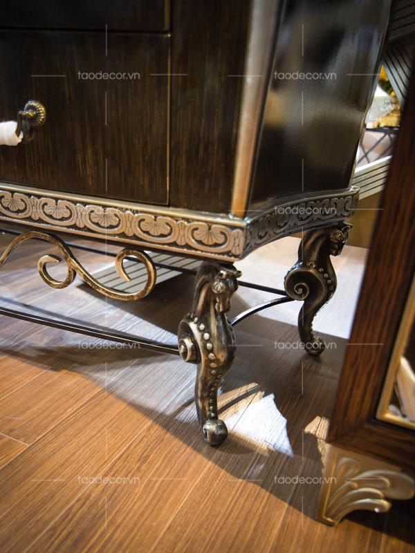Decor nội thất cao cấp-bàn decor phòng khách-4