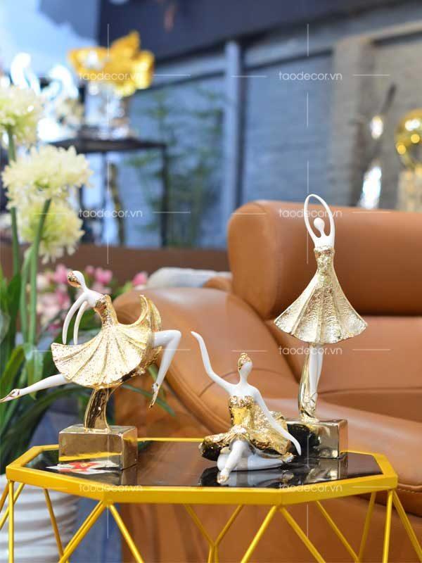 Đồ trang trí phòng khách-đồ decor hà nội