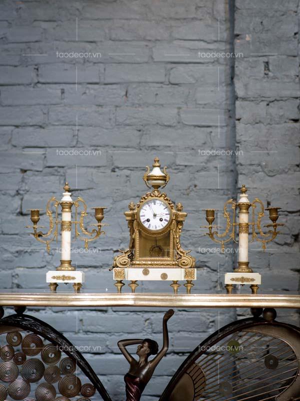decor nội thất cao cấp-đồ decor bằng đồng-đồ decor cổ
