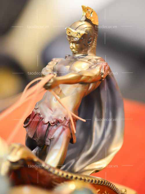 Roman Charioteer - taodecor.vn trang trí nhà và quà tặng 3