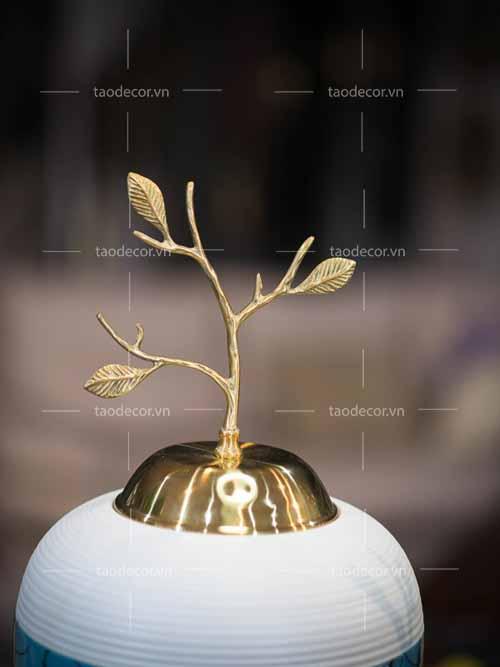 Bộ bình ngọc hoa - taodecor.vn trang trí nhà và quà tặng 5