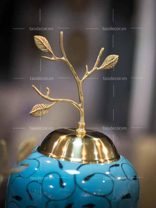 Bộ bình ngọc hoa - taodecor.vn trang trí nhà và quà tặng 6