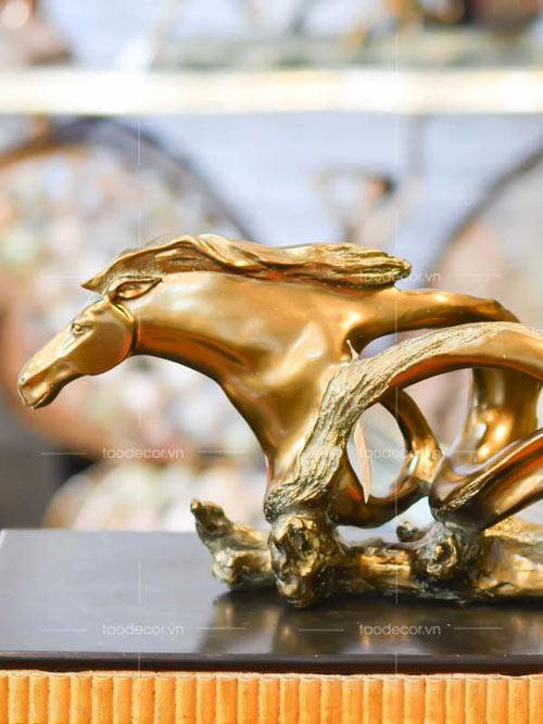 Giá Rượu Rễ Cây Đầu Ngựa - taodecor.vn trang trí nhà và quà tặng 3
