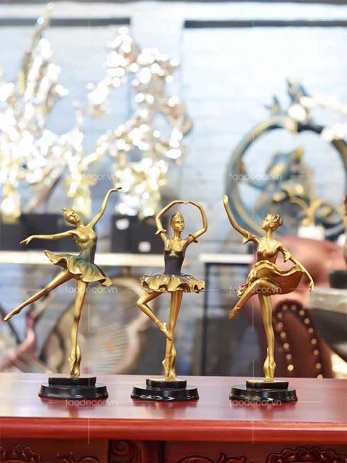 Vũ điệu bale - taodecor.vn trang trí nhà và quà tặng 3