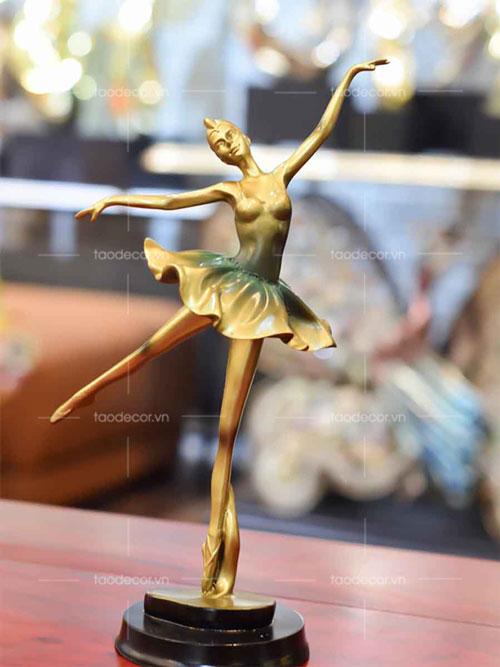 Vũ điệu bale - taodecor.vn trang trí nhà và quà tặng 1