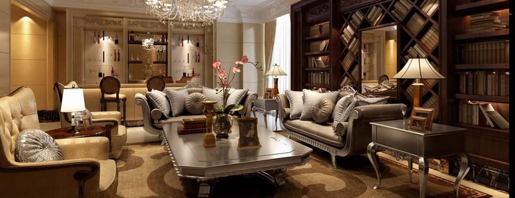 bí quyết trang trí phòng khách cho không gian đẹp như mơ