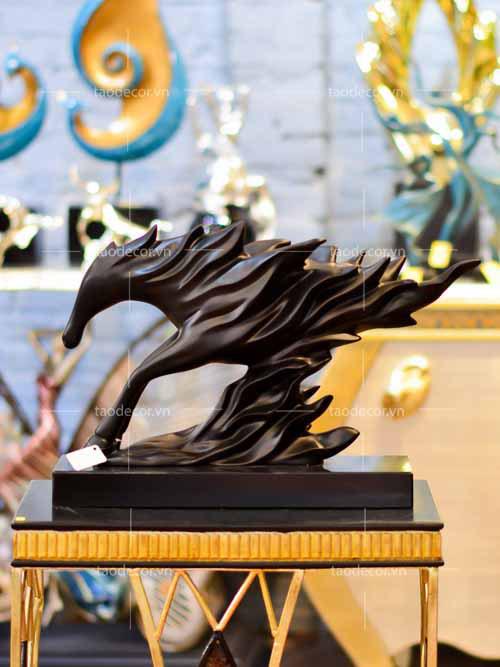 Hắc Mã Xung Phi - taodecor trang trí nhà và quà tặng 2
