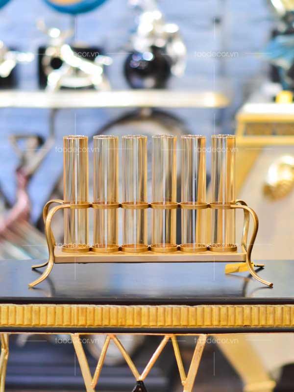 bộ ống thí nghiệm - taodecor.vn trang trí nhà và quà tặng 1