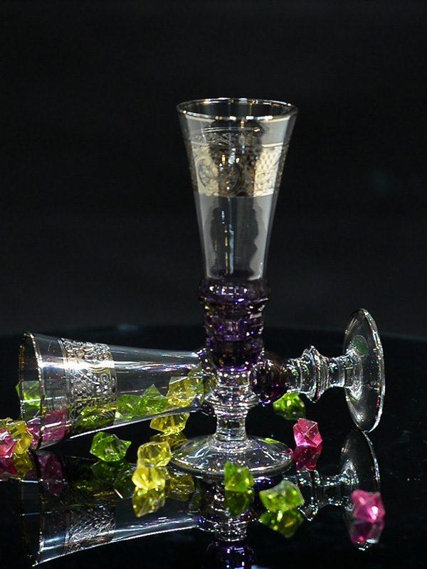 Bộ ly A glass of mermaid - Same Decorazion nhập khẩu chính hãng từ Italy 8