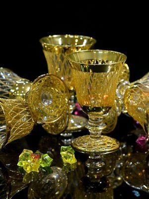 Bộ ly Crystallization of Helios - Same Decorazion nhập khẩu chính hãng từ Italy 1