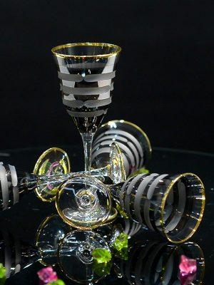 Bộ ly Cups Of Mystery - Same Decorazion nhập khẩu chính hãng từ Italy 1