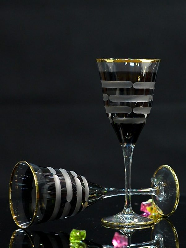 Bộ ly vàng CupsOfMystery số 0- Same Decorazion nhập khẩu chính hãng từ Italy 1