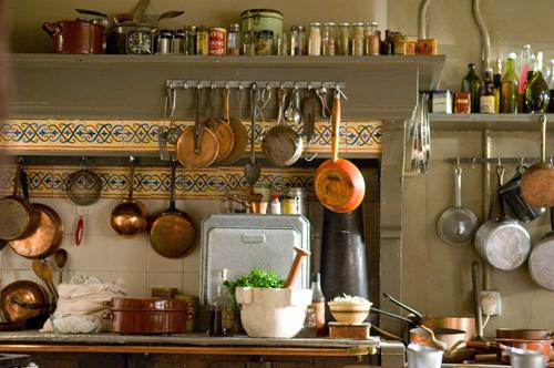 Tặng sếp một bộ đồ dùng trong bếp