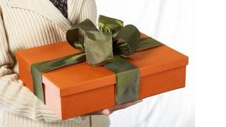 Quà tặng xuất phát từ sự chân thành