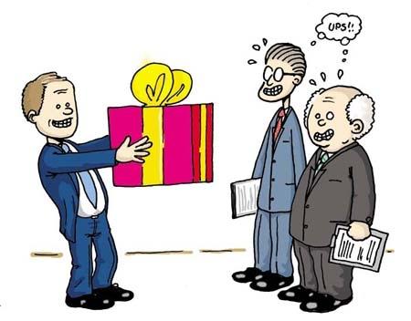 ý nghĩa quà tặng doanh nghiệp
