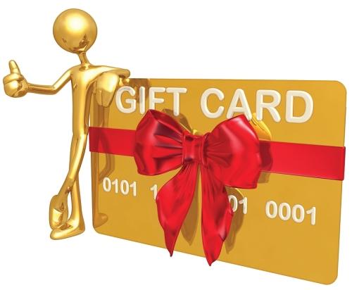 Thẻ mua vàng để sếp tự chọn lựa vật dụng yêu thích