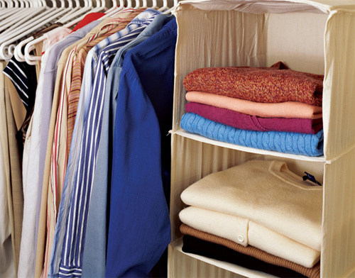 Loại bỏ những bộ quần áo không mặc trong vòng 1 năm trở lại